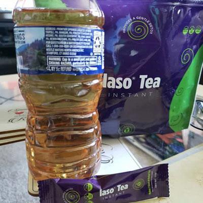 iaso tea instantaneo