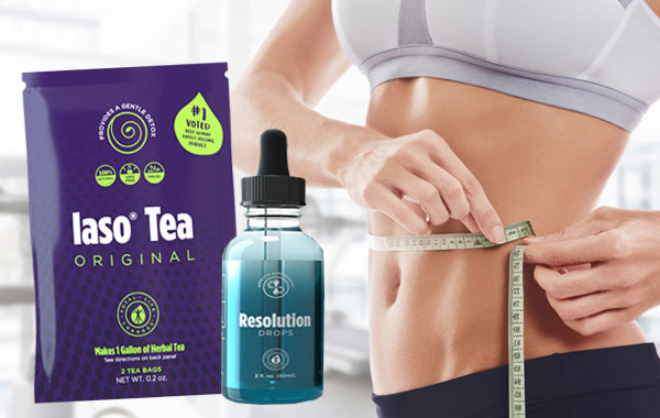 iaso tea y gotas resolution