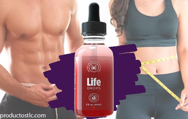 life drops tlc beneficios