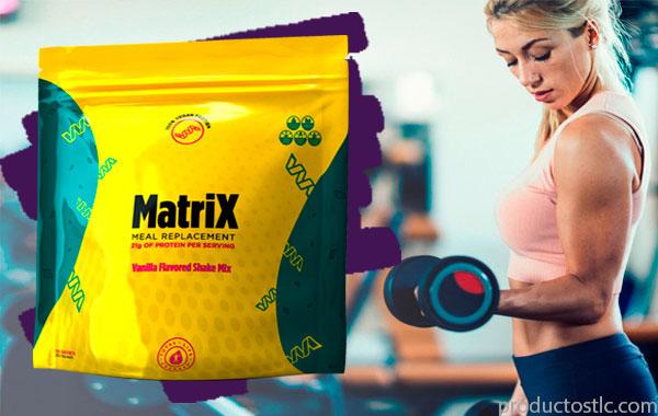 matrix tlc para que sirve