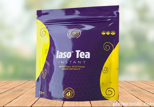 iaso tea con cbd