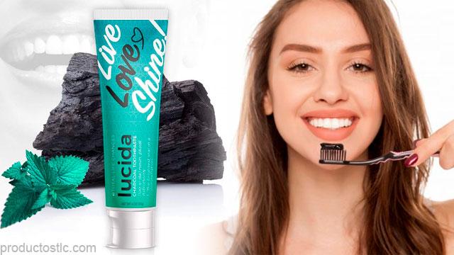 lucida toothpaste tlc