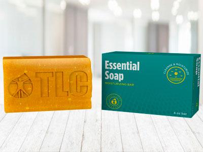 tlc essential soap