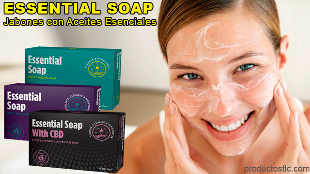 total life changes essential soap